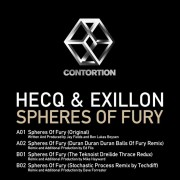 Hecq & Exillon – Spheres Of Fury