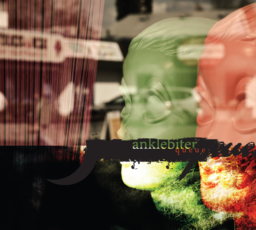 Anklebiter – Queue (LP)