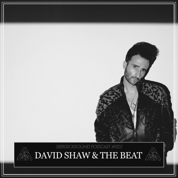 SSS Podcast #022 - David Shaw & The Beat