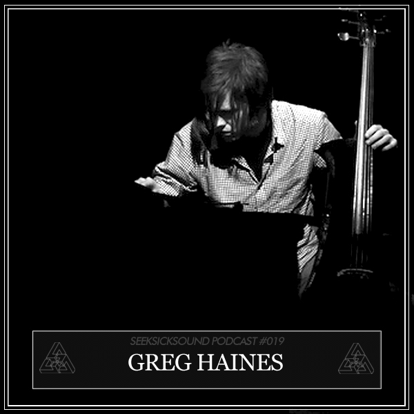 SSS Podcast #19 Greg Haines