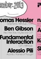 Places à gagner/ Tickets to win: Chapter 5 w/ Thomas Hessler, Fundamental Interaction @ London