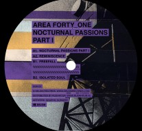 SSS Chronique - Area Forty_One - Nocturnal Passions Part 1