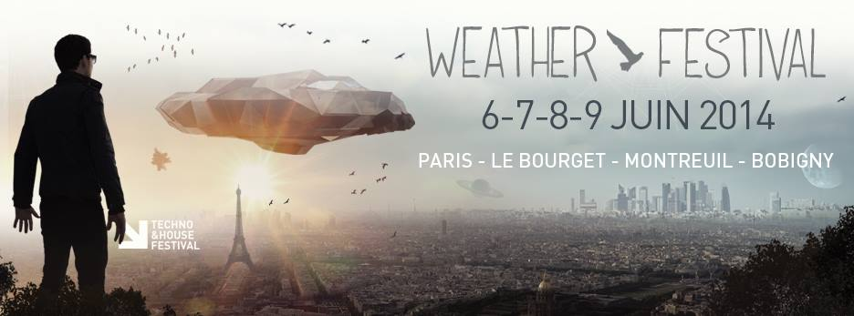 Programmation Weather Festival 2014