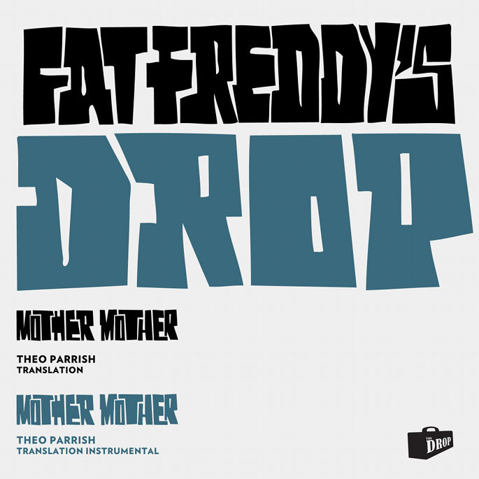 Fat Freddy's Drop - Theo Parrish Remix