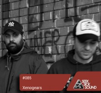 SSS Podcast #085 : Xenogears (alias The Analogue Cops)