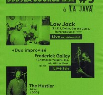Seeksicksound - La Source La Java Low Jack