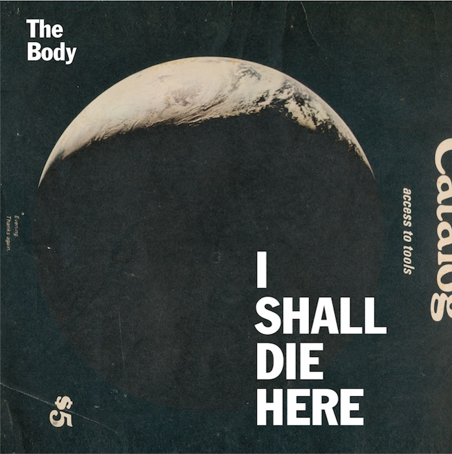 Seeksicksound News - The Body The Haxan Cloak I shall die here