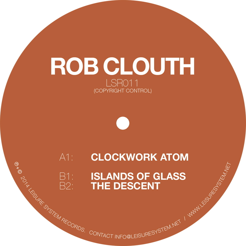 Rob Clouth - Clockwork Atom