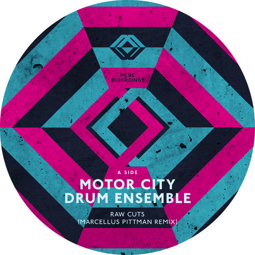 SSS Chronique - Motor City Drum Ensemble - Raw Cuts Remixes
