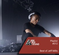 SSS Playlist #012 : Best Of Jeff Mills