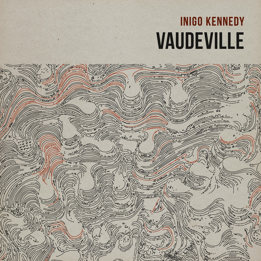 TOKEN43CD:TOKEN43LP - Inigo Kennedy - Vaudeville