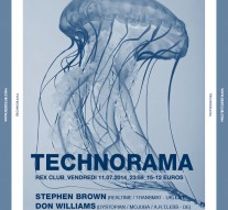 Gagnez vos places pour la Technorama : Stephen Brown, Don Williams, ... au Rex Club