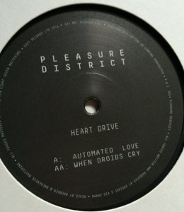 Heart Drive - Automated Love / When Droids Cry