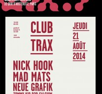 Club Trax W/ Nick Hook