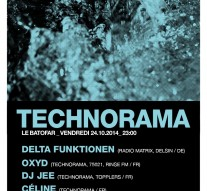 Seeksicksound - Technorama Delta Funktionen