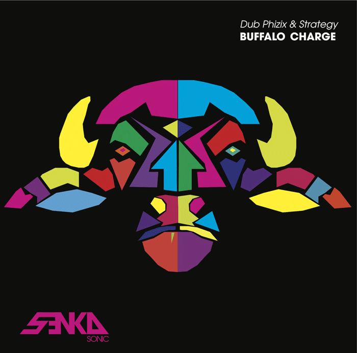 Dub Phizix - Buffalo Charge Bounce