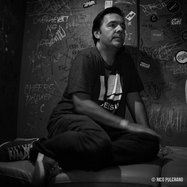 Laurent Garnier Portrait 1