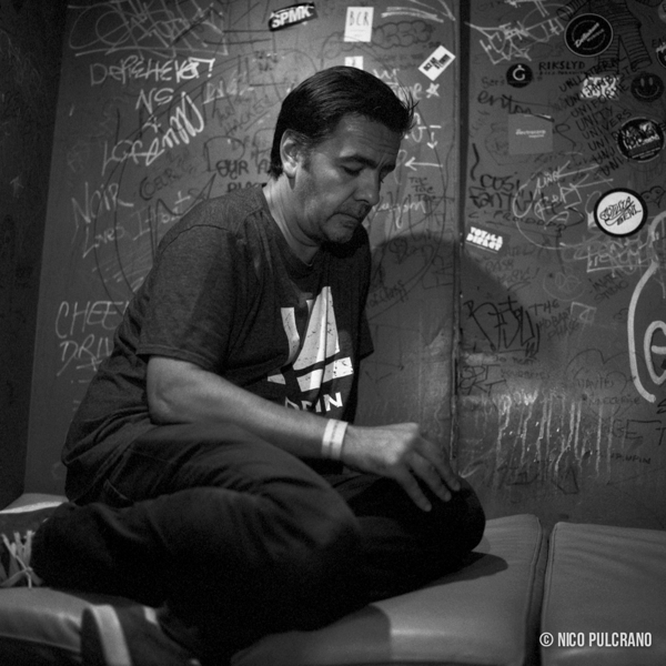 Laurent Garnier Portrait 2