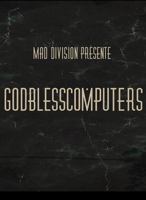 Mad Division avec Godblesscomputers, ALMEEVA et Epic Empire au Point Ephémère