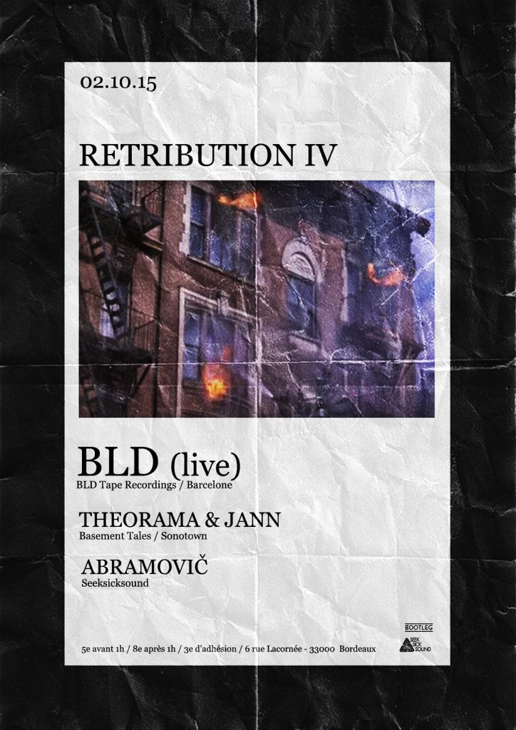 Retribution bld live