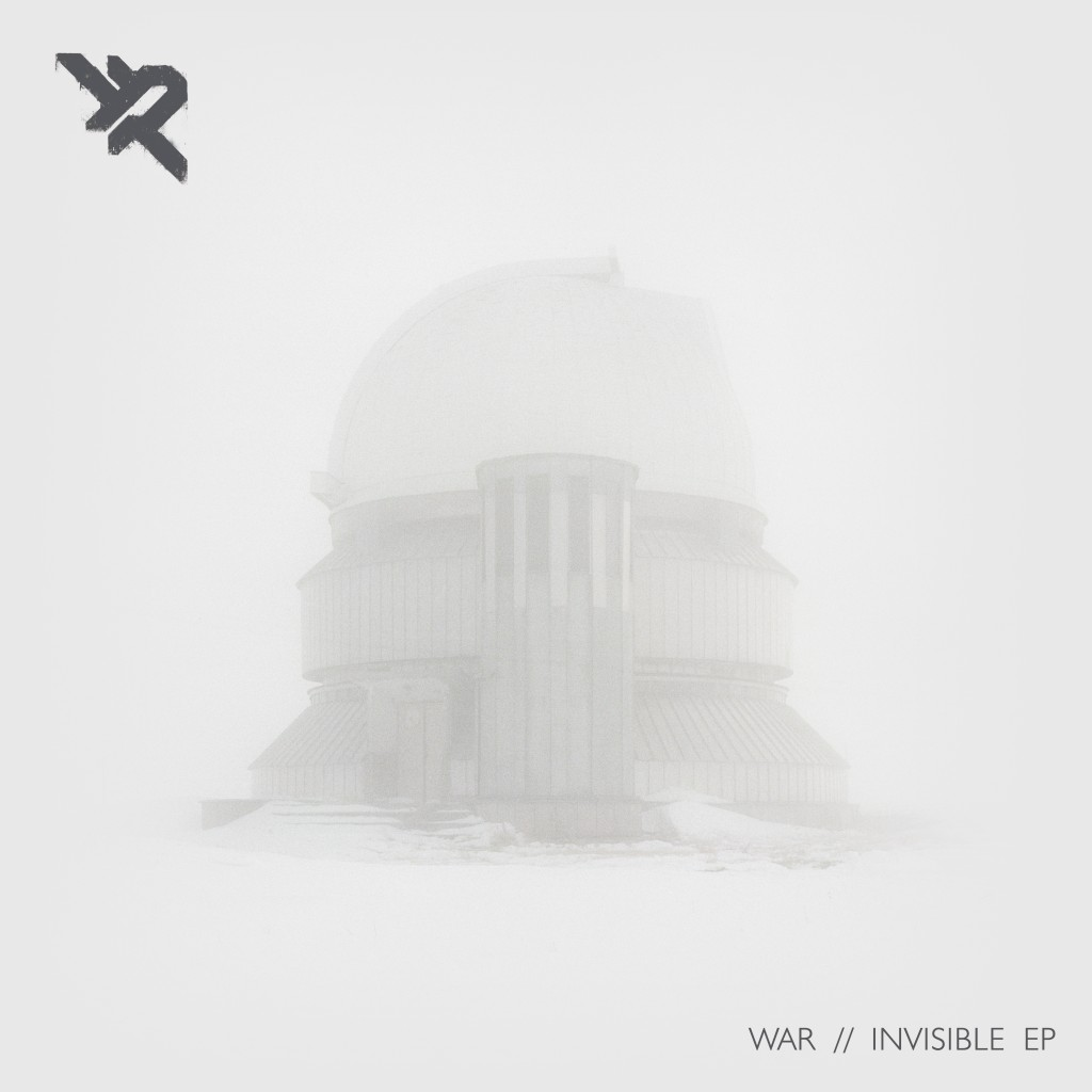 BNKR002 - War - Invisible EP - Artwork