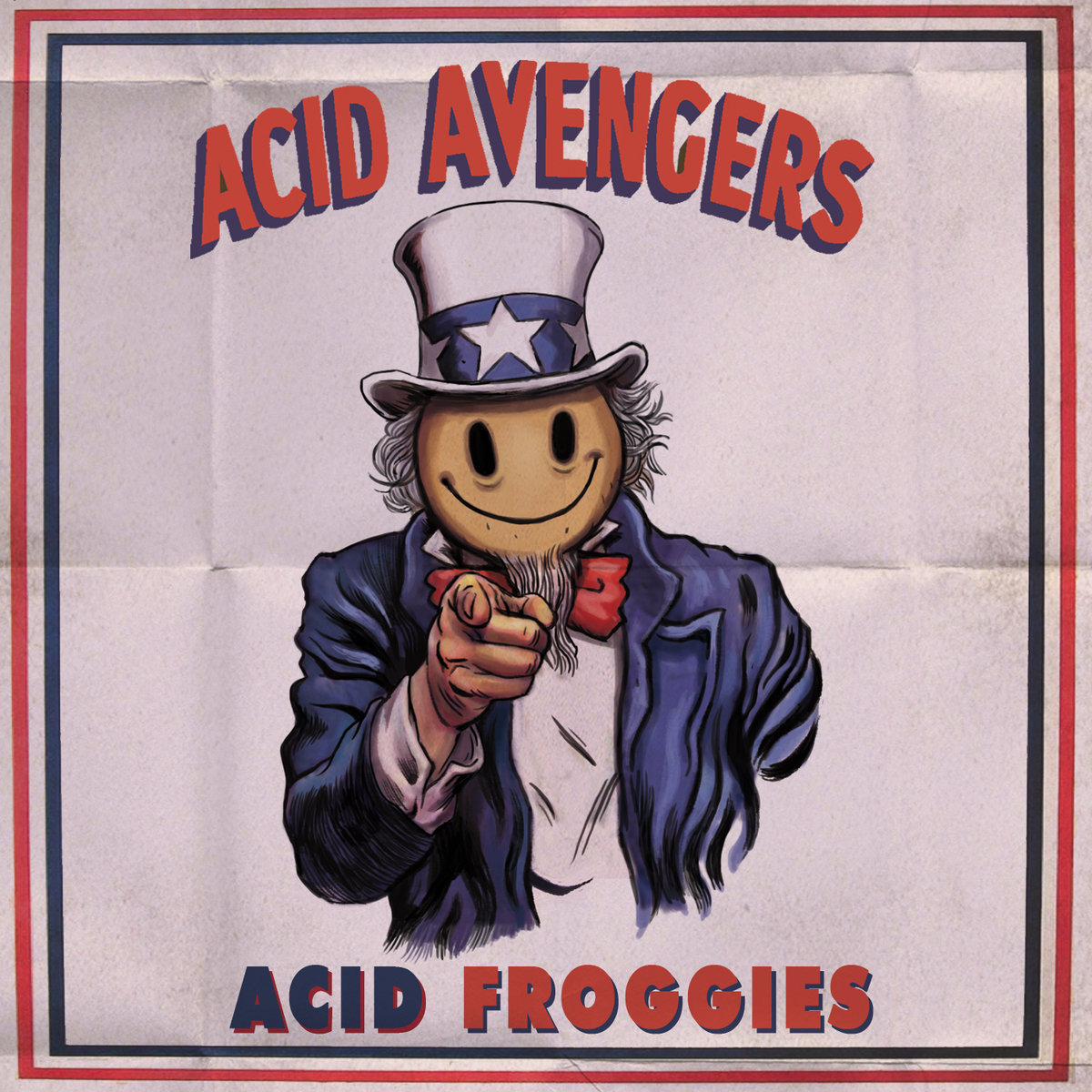 acid froggies