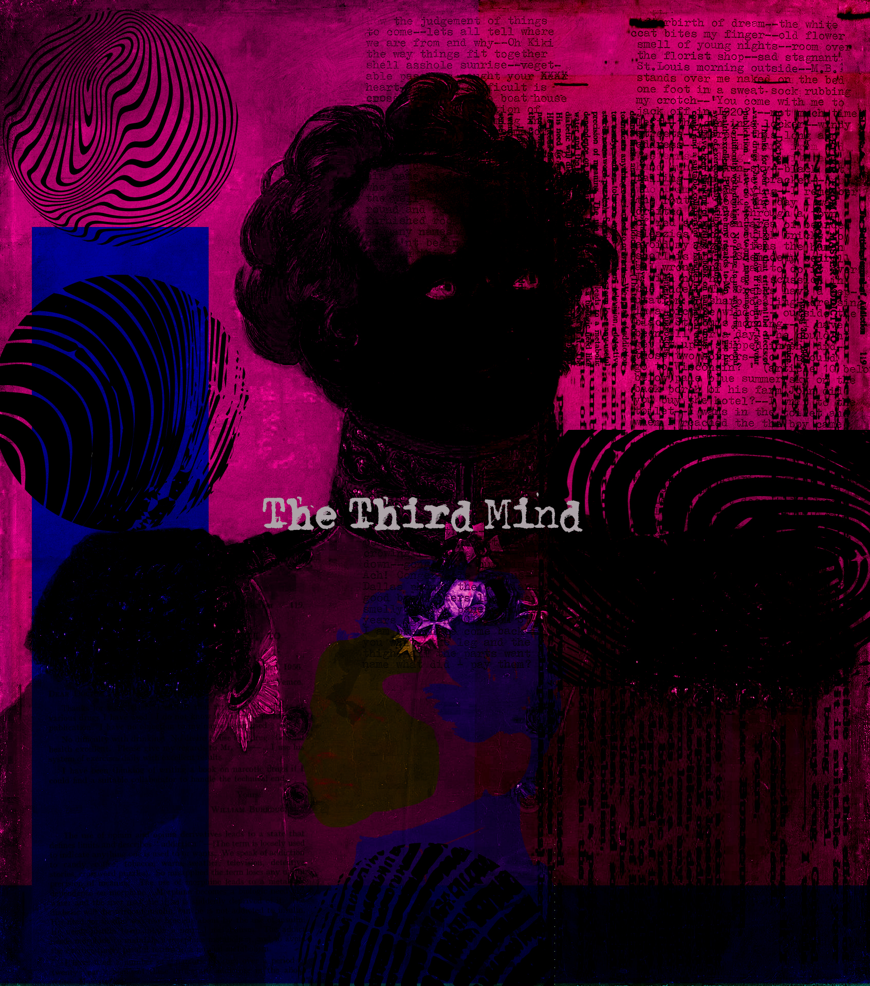 SnowSkull artwork for SWLTRX005 - The Third Mind - Consequences (Rennie Foster counter vision)
