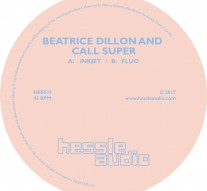 Call Super & Beatrice Dillon - Inkjet_Fluo