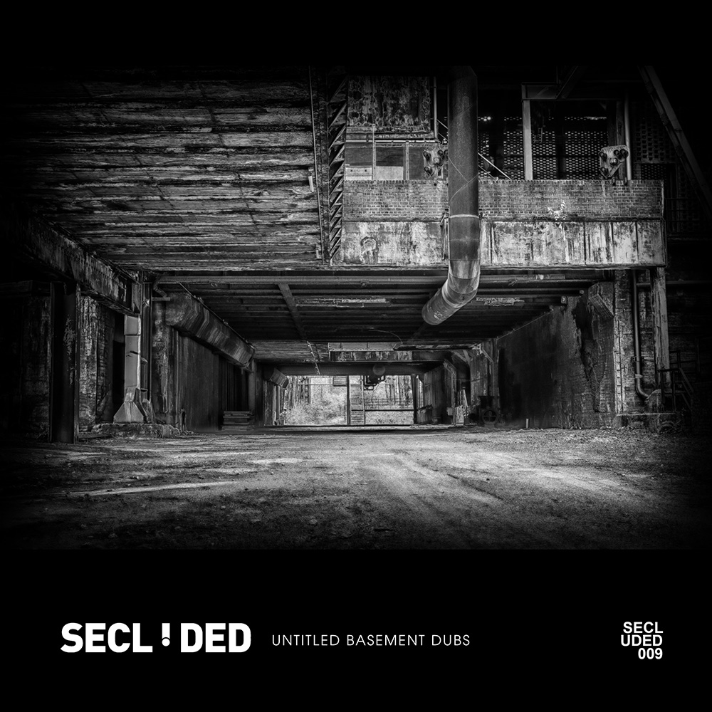 SECLUDED009-Artwork
