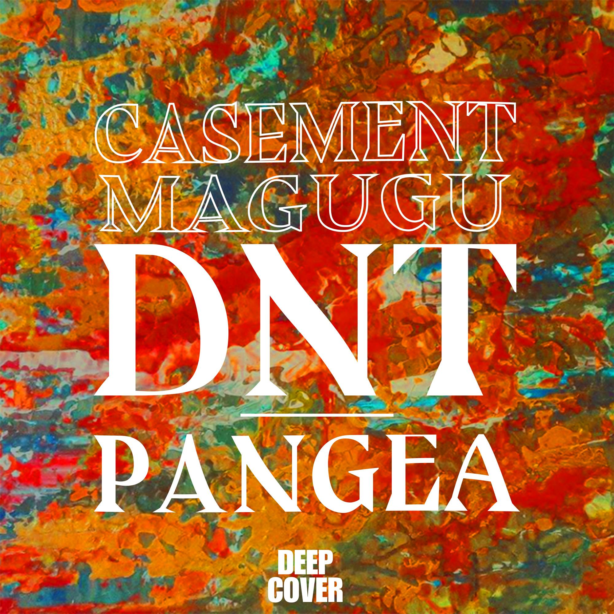 DNT _ Pangea Cover art