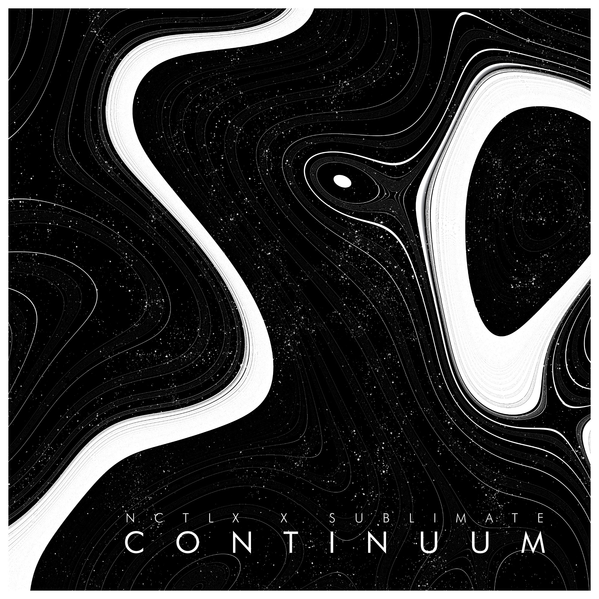 NCTLX x Sublimate - Continuum (cover)
