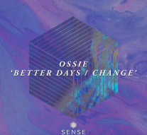Sense Traxx - Ossie - Better Days - artwork