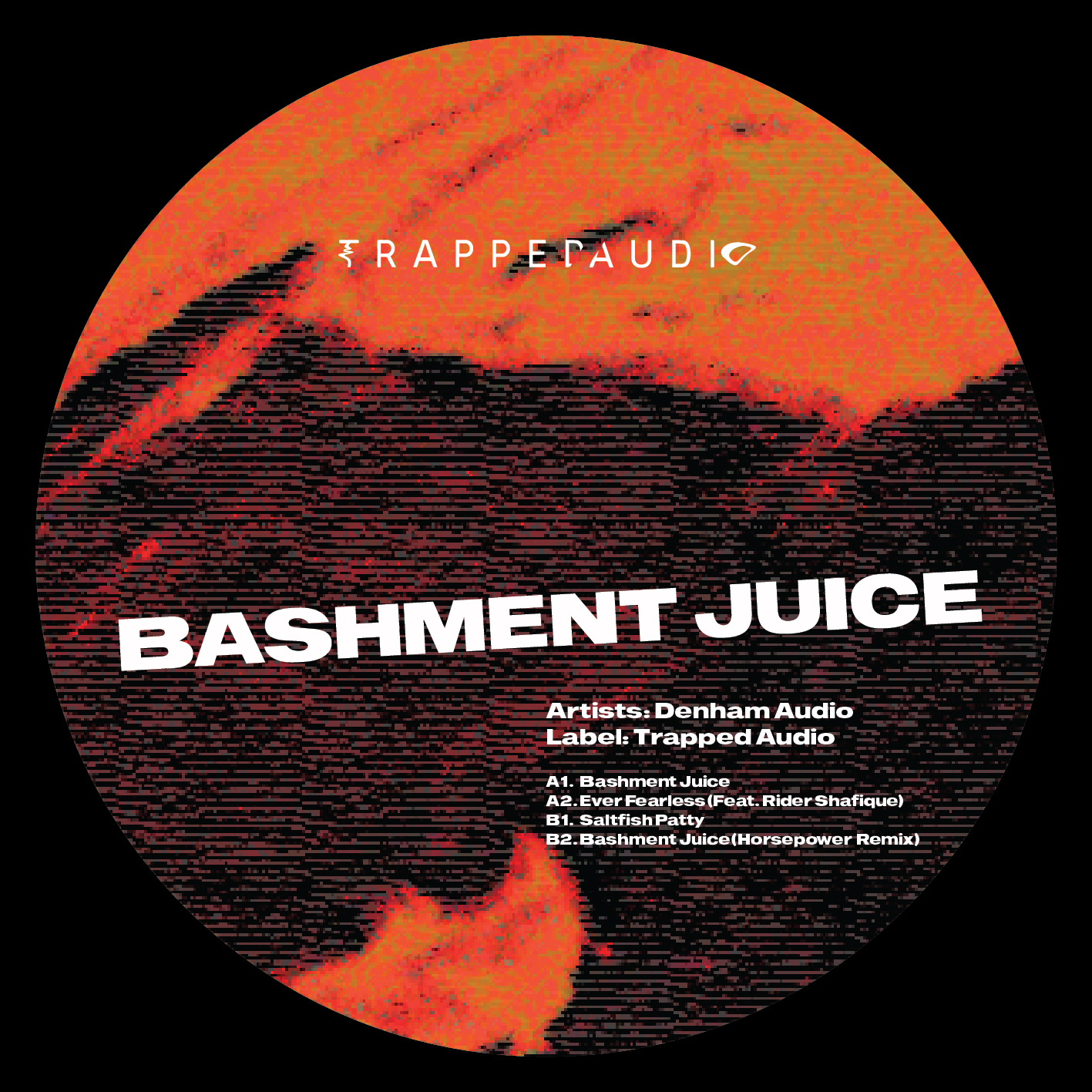 TAR003 - Bashment Juice Artworl
