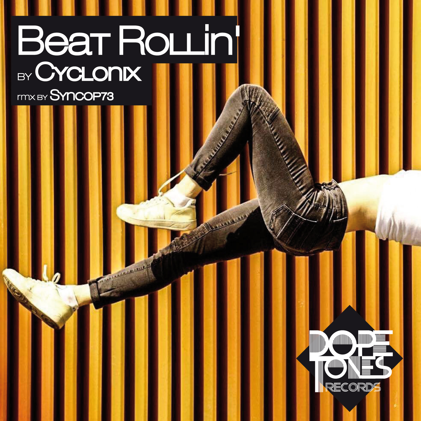 BEAT ROLLIN by CYCLONIX ARTWORK