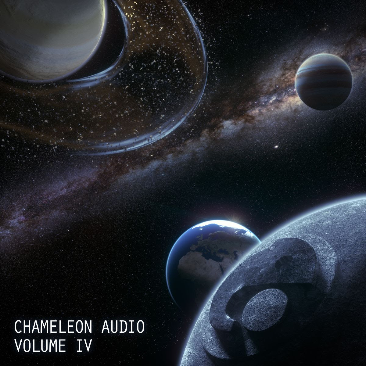 chameleon audio
