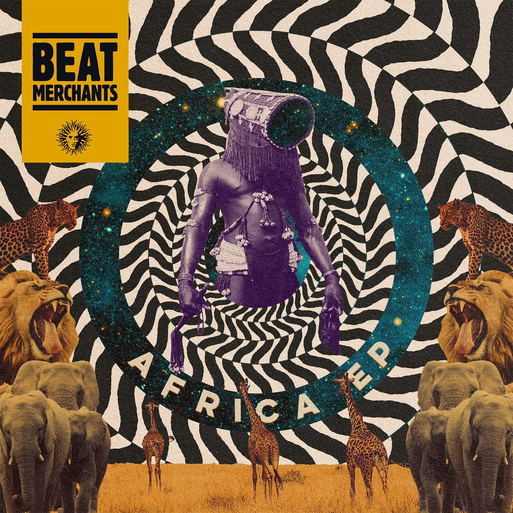 Beat Merchants-Africa EP