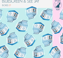 Bluescreen _ See Jay - Boxes EP [ARTWORK]