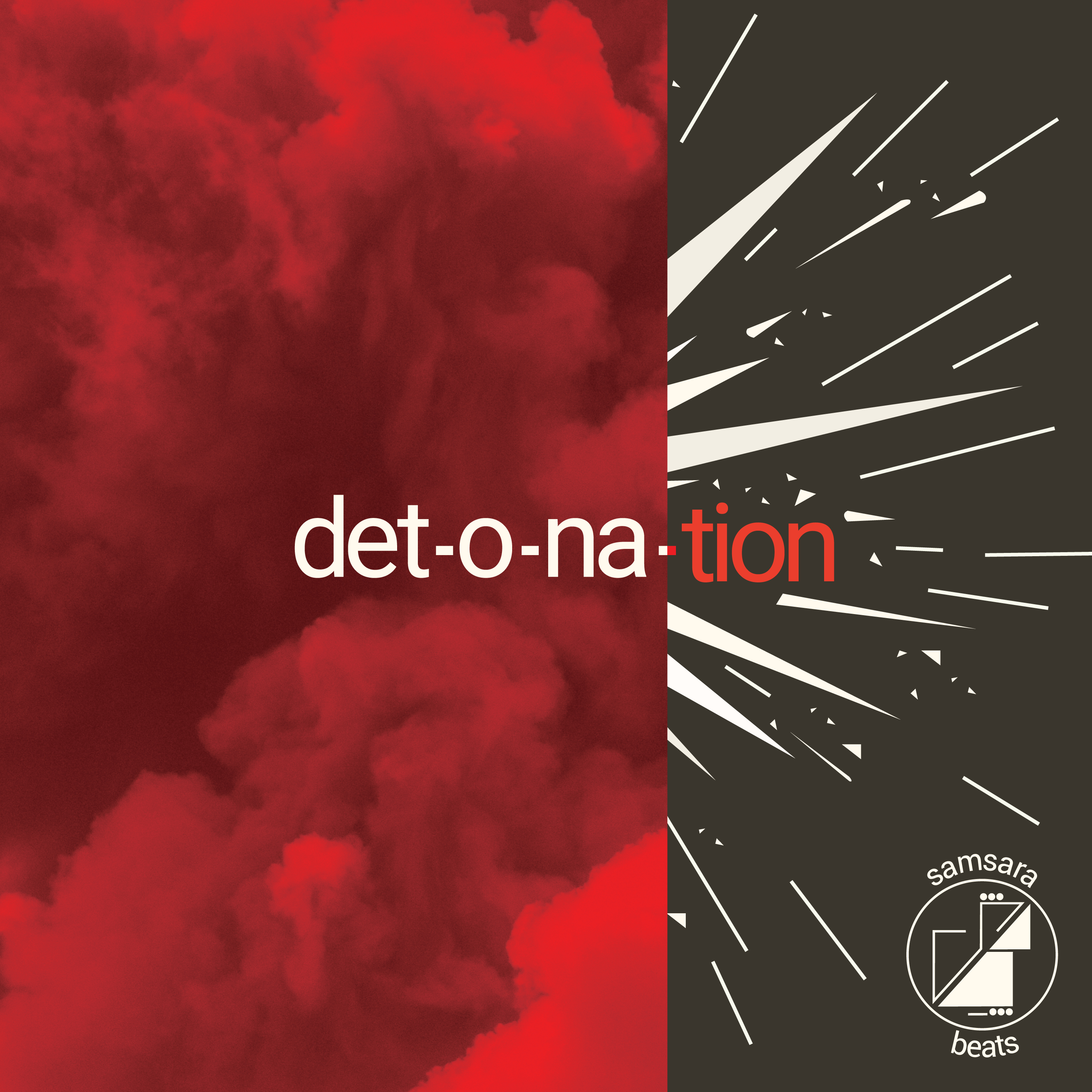 Samsara Beats Presents - Detonation (ARTWORK)