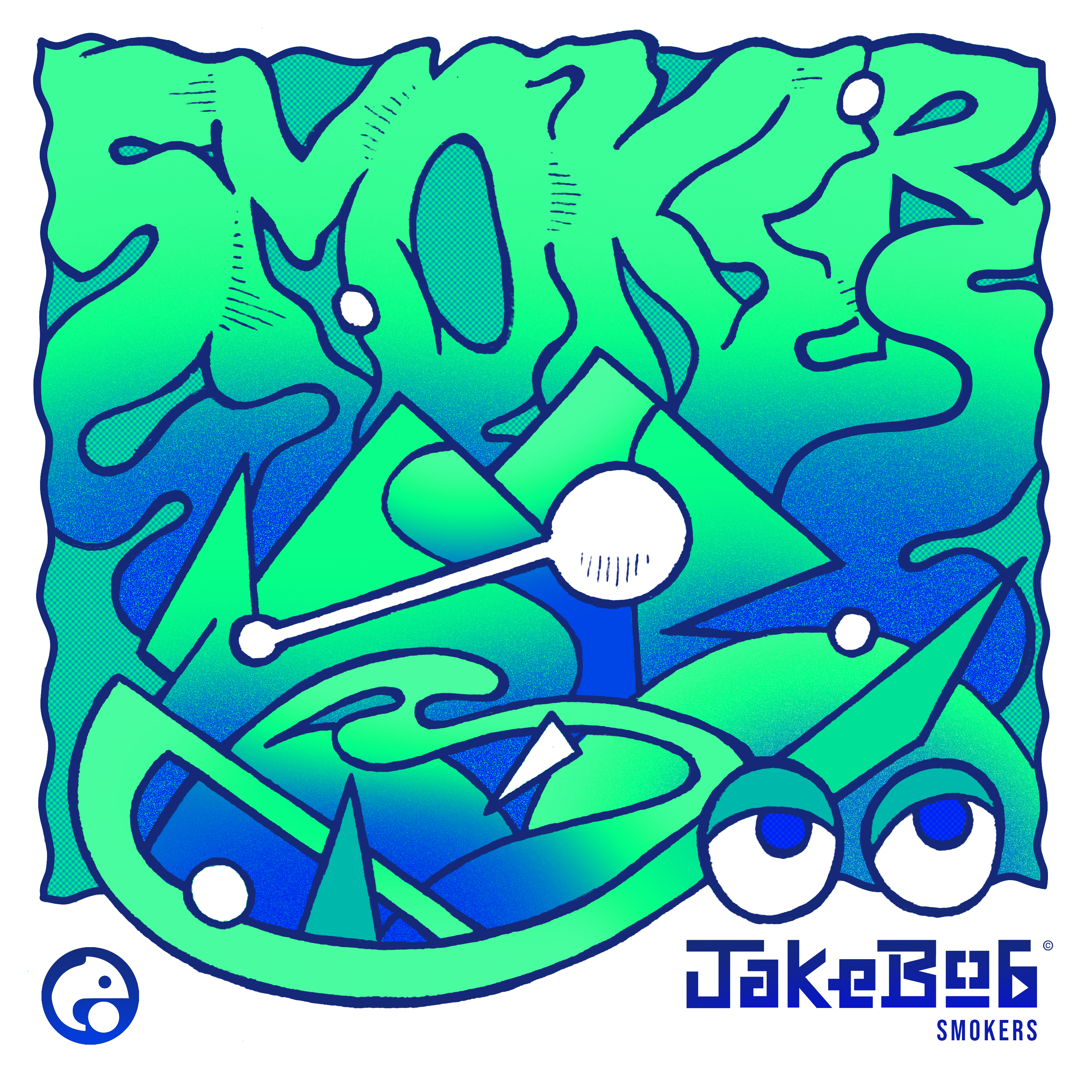 Jakebob - Smokers (album - artwork)