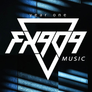 Cover - FXM001LP - Year One Compilation1500