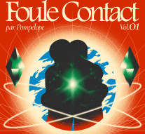Foule Contact vol.01 - Artwork